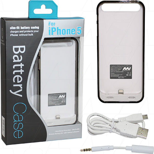 CPB-iPhoneExtra5(W)