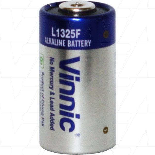 L1325f L1325f Vinnic 6v Alkaline Battery Replaces 1414a