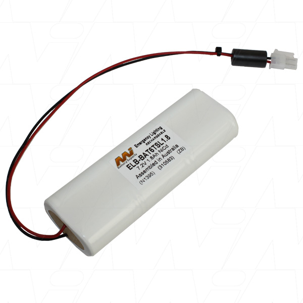 ELB-BAT6TSL1 8 - Emergency Lighting Battery Pack