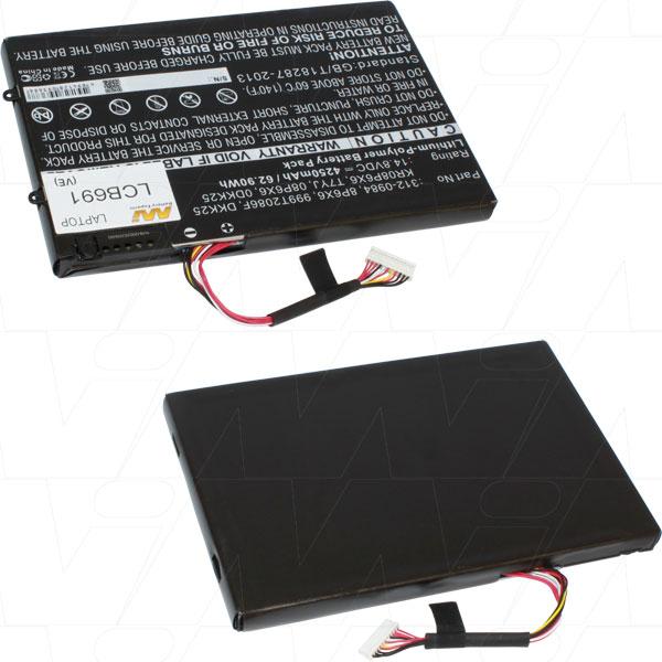 LCB691 - Laptop Computer Battery