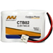 MI Battery Experts CTB02-BP1