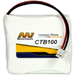 MI Battery Experts CTB100-BP1