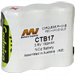 MI Battery Experts CTB17-BP1
