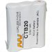 MI Battery Experts CTB20-BP1