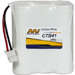 MI Battery Experts CTB41-BP1