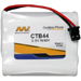 MI Battery Experts CTB44-BP1