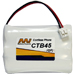 MI Battery Experts CTB45-BP1