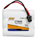 MI Battery Experts CTB59-BP1