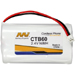 MI Battery Experts CTB60-BP1