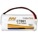 MI Battery Experts CTB61-BP1