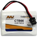 MI Battery Experts CTB66-BP1