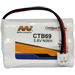 MI Battery Experts CTB69-BP1