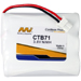 MI Battery Experts CTB71-BP1