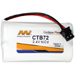 MI Battery Experts CTB72-BP1