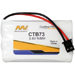 MI Battery Experts CTB73-BP1