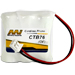 MI Battery Experts CTB76-BP1