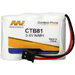 MI Battery Experts CTB81-BP1