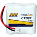 MI Battery Experts CTB82-BP1