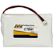 MI Battery Experts CTB91-BP1