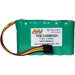 MI Battery Experts TEB-CARBOQC