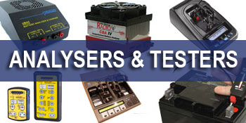 Analysers & Testers