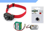 Animal Tracking/Control & Dog Collar Batteries