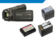 Camcorder & Video Batteries