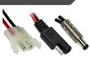 Connectors, Pins & Leads