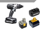 Cordless Drill and Power Tool Batteries