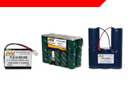 Custom & Specialised Batteries