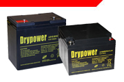 Drypower Cyclic Batteries