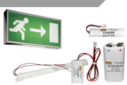 Emergency Lighting Batteries