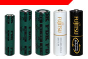 FDK Nickel Metal Hydride Batteries