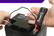 Lead Acid Battery Testers