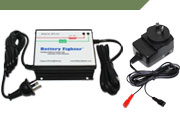 Battery fighter chargers testers accessory leads lead battery chargers sciox Image collections