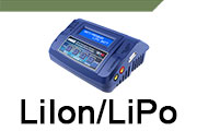 LiIon/LiPo Type Chargers