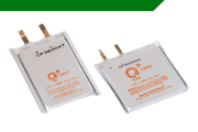 Lithium Batteries 3V - Pouch / Thin Type