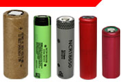 Lithium Ion Industrial Cylindrical Batteries