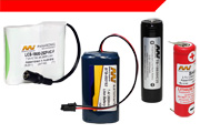 Lithium Ion Industrial Cylindrical Battery Packs