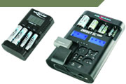 NiCd-NiMH Battery Chargers