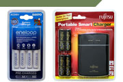 Nickel Metal Hydride (NiMH) Consumer Battery Chargers