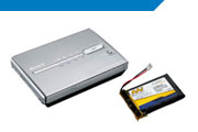 Photo Storage Hard Drive Batteries