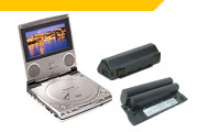 Portable DVD Player Battery
