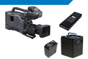 Professional Video Battery Packs