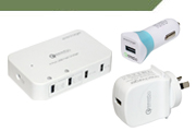 QuickCharge Chargers