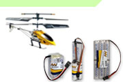 RC Hobby TX-RX Batteries