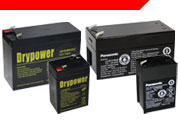 Sealed Lead Acid Valve Regulated (AGM) Batteries Cyclic & Standby Type
