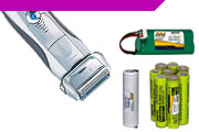 Shaver & Personal Grooming Batteries