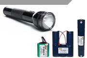 Specialised Torch, LED Torch & Laser Sight Batteries