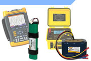 Test Equipment Batteries